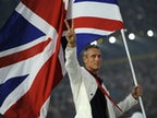 Picture of the day: Mark Foster leads Team GB at 2008 Olympics