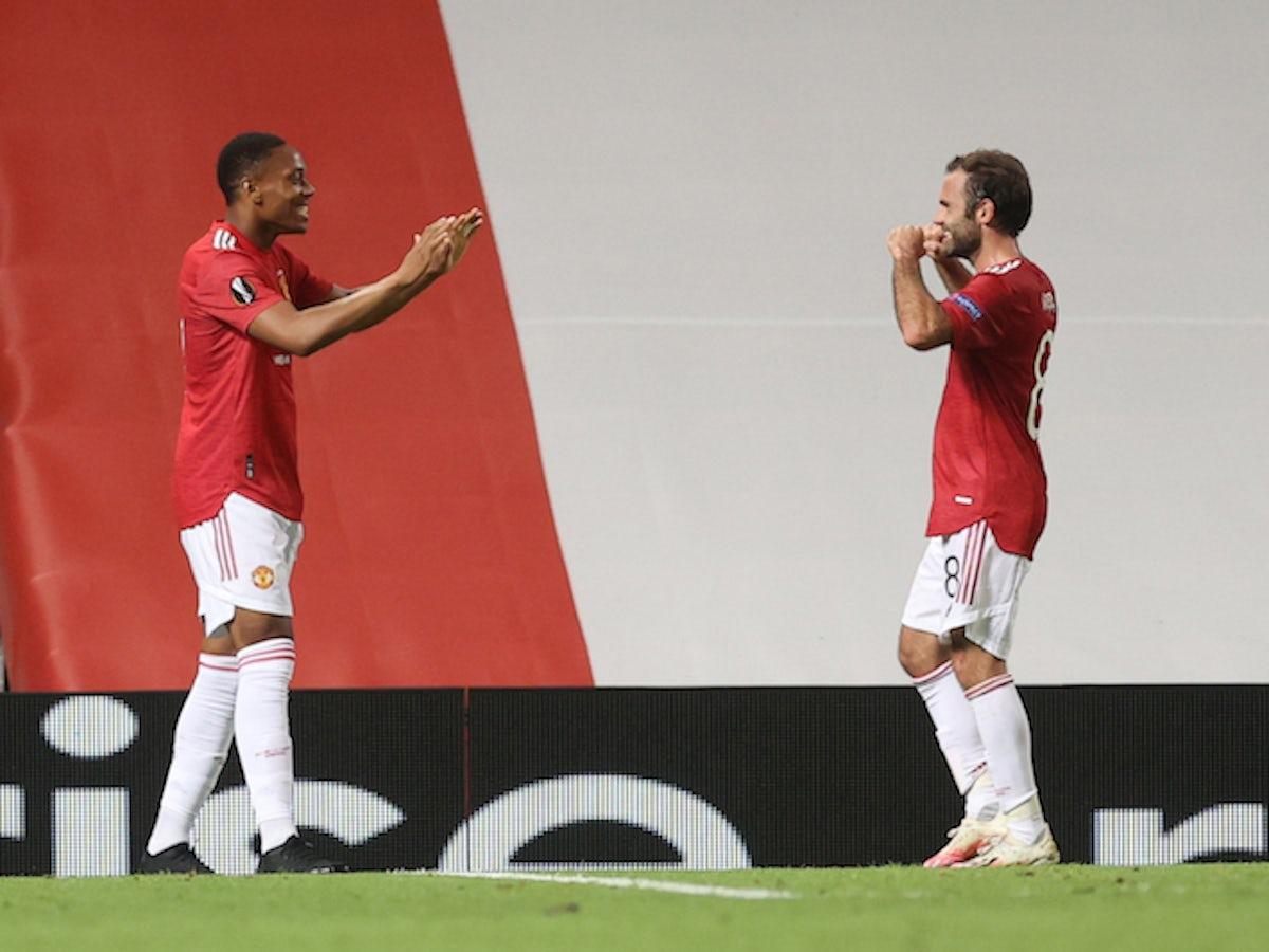Result Manchester United Overcome Lask To Reach Europa League Quarter Finals Sports Mole