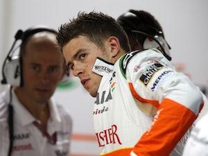 Paul di Resta named as McLaren reserve for 70th Anniversary Grand Prix