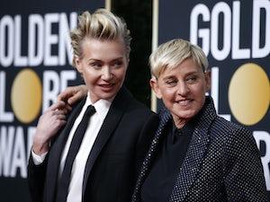 """Portia de Rossi: """"I stand by Ellen"""""""