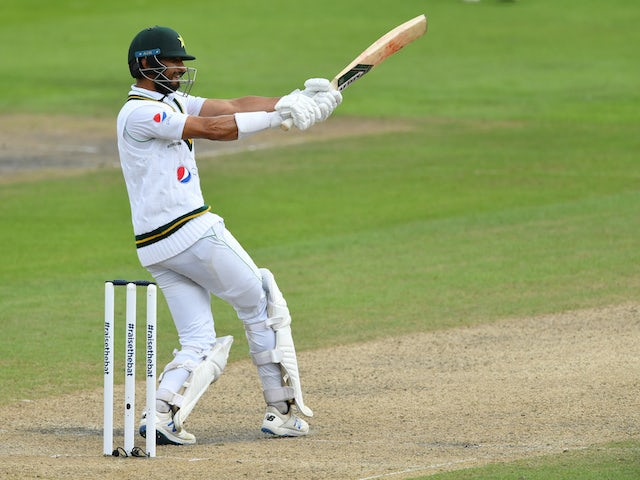 Centurion Shan Masood shines for Pakistan against England