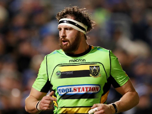 Northampton Saints deliver Tom Wood injury update