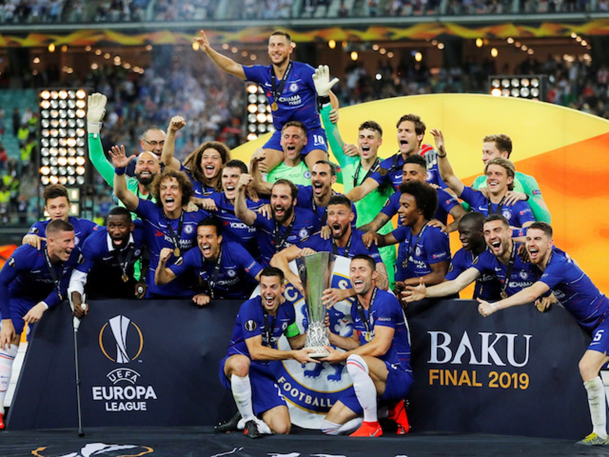 europa league final every previous winner of the uefa cup europa league sports mole uefa cup europa league