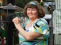 Cheryl Fergison in her Heather Trott EastEnders pomp