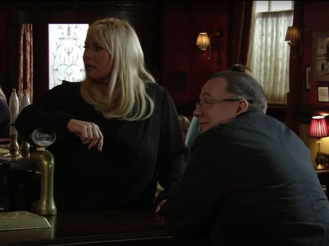 Sharon is named as the new owner of the Vic in EastEnders in June 2020