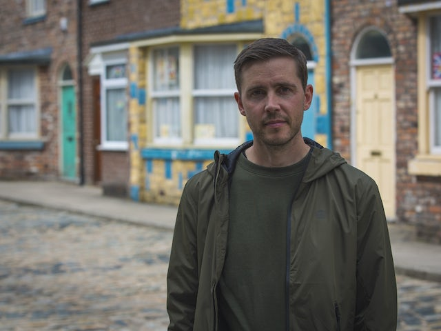 Coronation Street reveal new Todd Grimshaw actor