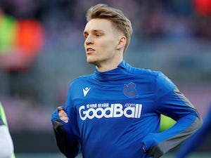 Real Madrid 'planning early Odegaard recall'