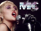 Miley Cyrus artwork for 'Midnight Sky'