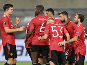 Bruno Fernandes fires Manchester United into Europa League semi-finals