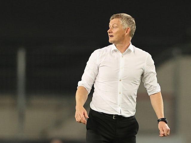 Ole Gunnar Solskjaer determined to end semi-final hoodoo in Europa League