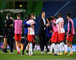 RB Leipzig reach Champions League semi-finals after beating Atletico Madrid
