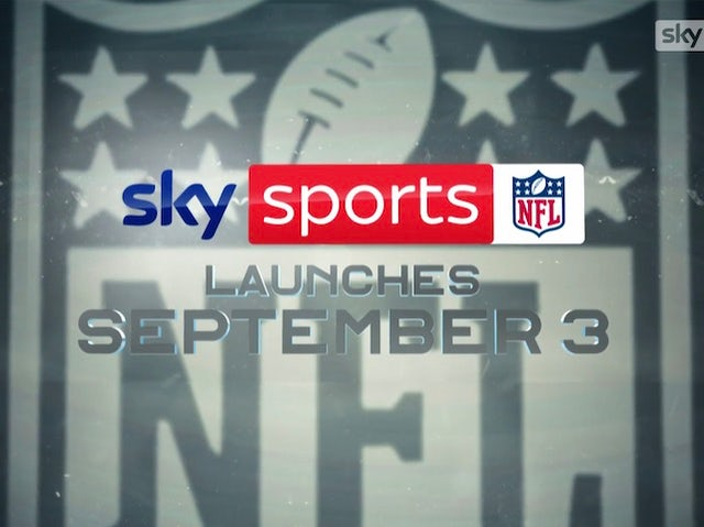 Sky Sports to launch dedicated NFL channel