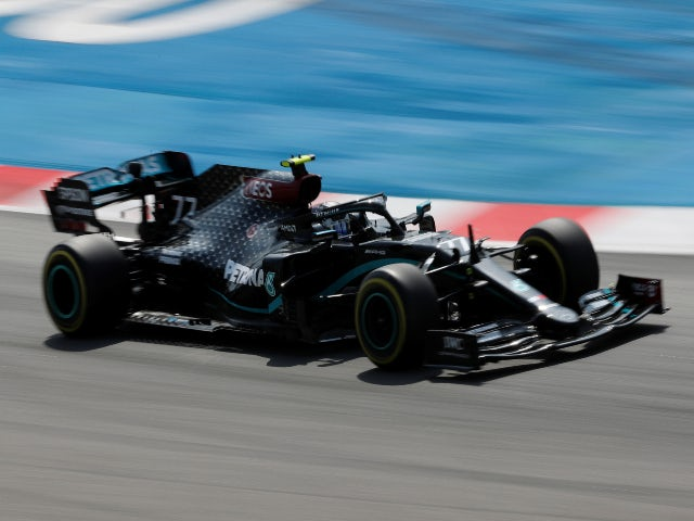 Valtteri Bottas pips Lewis Hamilton to top spot in Spanish GP first practice