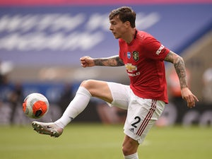 Victor Lindelof doubtful for United's clash with Villa