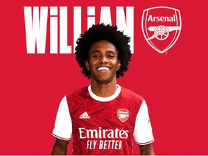 "New Arsenal signing Willian claims Gunners ""deserve to shine again"""