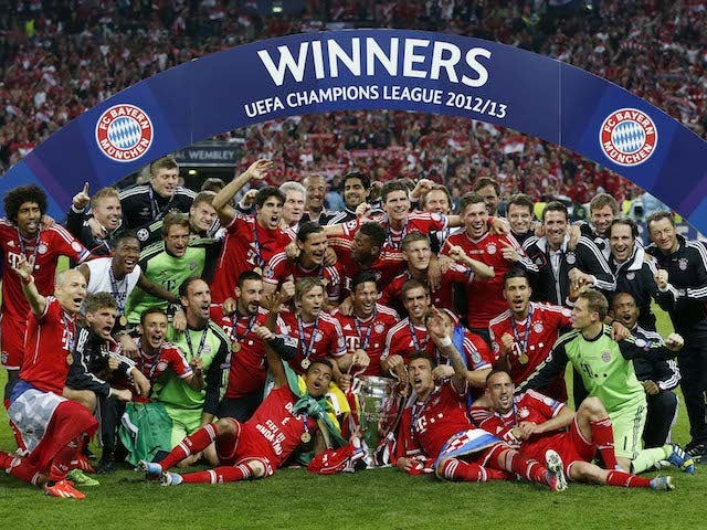 Champions League Final 2020 Bayern Munich S History In The European Cup Champions League Sports Mole
