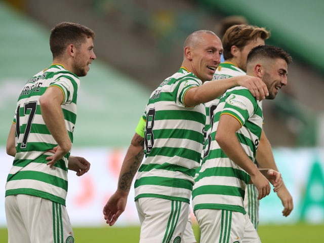 Result: Celtic run riot against KR Reykjavik in Champions League first qualifying round