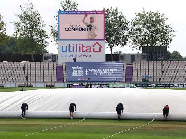 England-Pakistan second Test set to resume at 3.20pm on day five