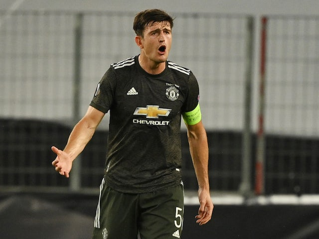 Manchester United Aware Of Alleged Incident Involving Harry Maguire In Mykonos Sports Mole