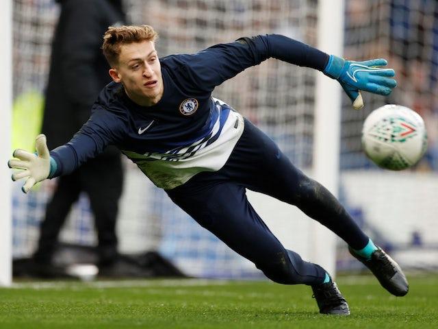 Chelsea goalkeeper Jamie Cumming joins Stevenage on season-long loan