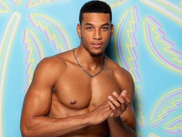 Jeremiah White on Love Island USA S2
