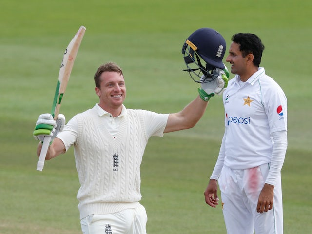 Mammoth Jos Buttler, Zak Crawley partnership puts England in command