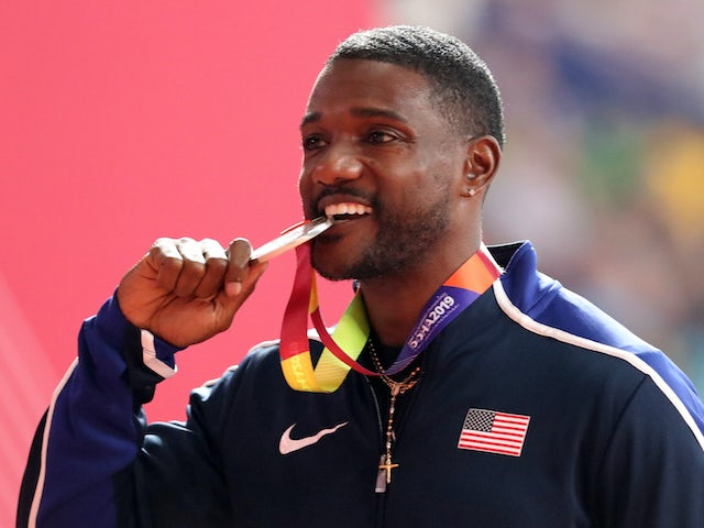 On This Day: Justin Gatlin hit with eight-year ban for failed drugs test