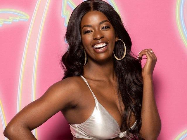 Justine Ndiba on Love Island USA S2
