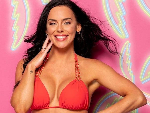 Kaitlynn Anderson on Love Island USA S2