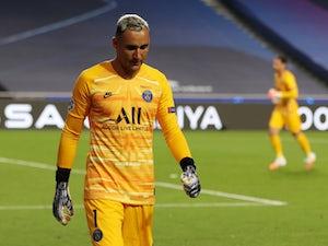 Man Utd interested in PSG keeper Navas?