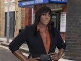 Mica Paris as Ellie Nixon on EastEnders