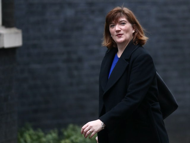 Nicky Morgan in line to become BBC chair?