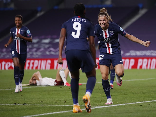 Result: Arsenal Women knocked out of Champions League by PSG