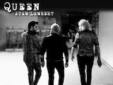 Cover art for Queen and Adam Lambert's Live Around The World