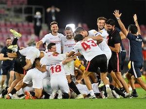 Top five UEFA Cup/Europa League final goals since 1998
