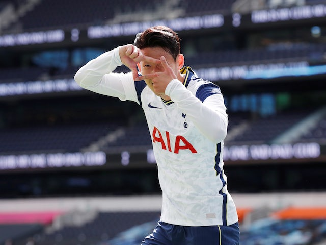 Result: Son Heung-min marks fifth anniversary at Spurs with goal against Reading