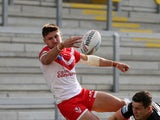 Tommy Makinson of St Helens pictured in August 2020