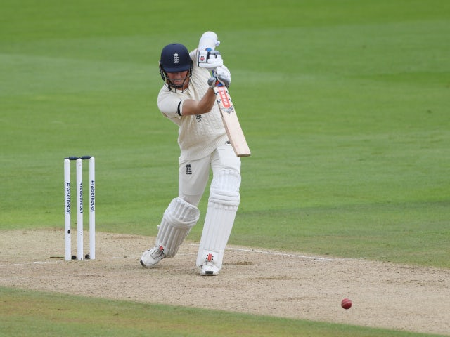 Zak Crawley opens up after hitting century for England