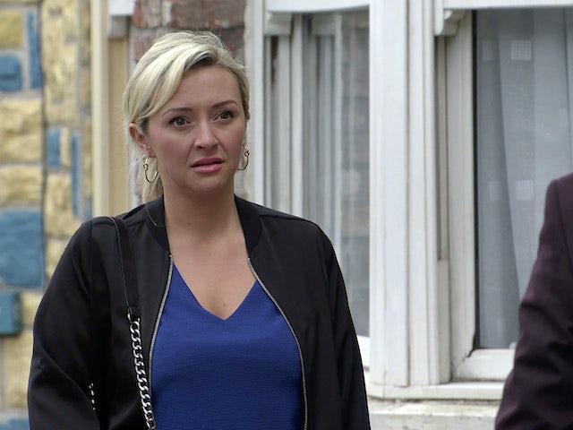 Kimberly Hart-Simpson exits Coronation Street
