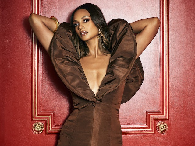 Alesha Dixon hits back over Britain's Got Talent complaints