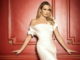 Amanda Holden press shot for Britain's Got Talent series 14