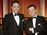 Ant and Dec press shot for Britain's Got Talent series 14