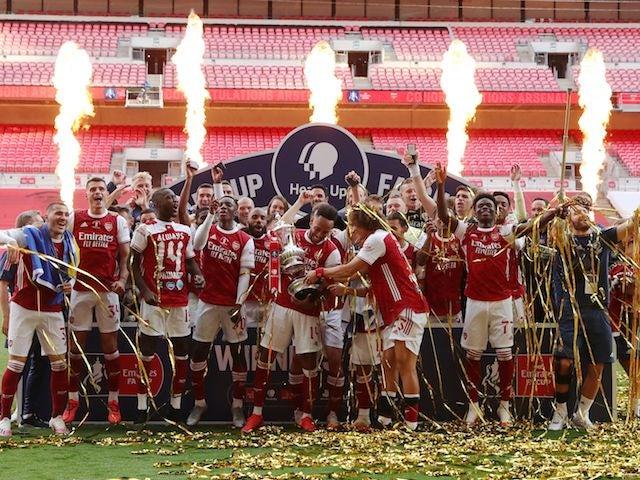 Arsenal and Chelsea Women still celebrating - Sunday's sporting social