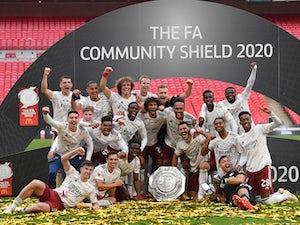 Arsenal beat Liverpool on penalties to lift Community Shield