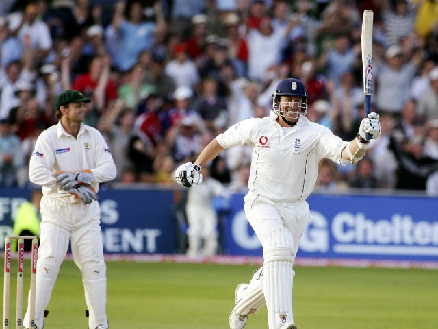 Picture of the day: England inch 2-1 ahead in memorable 2005 Ashes series