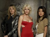 The ladies of Battlestar Galactica