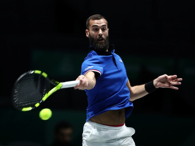 Benoit Paire 'withdrawn from US Open after positive coronavirus test'