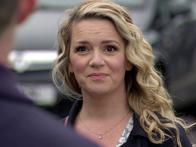 Natasha's back on Coronation Street's first episode on September 11, 2020
