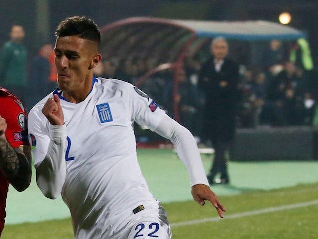 Newcastle make £4.5m bid for Greek left-back?