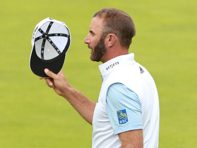 Result: Dustin Johnson wins Northern Trust title to reclaim world number one ranking